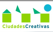 Logo Ciudades Creativas Fundación Kreanta